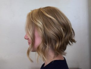 girls haircut